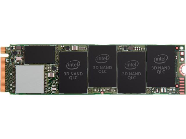 512GB Intel 660p NVMe SSD $54 AC @Newegg
