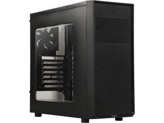 Fractal Design - Focus I Mid Tower Case (Black)  OEM $44 shipped @Newegg