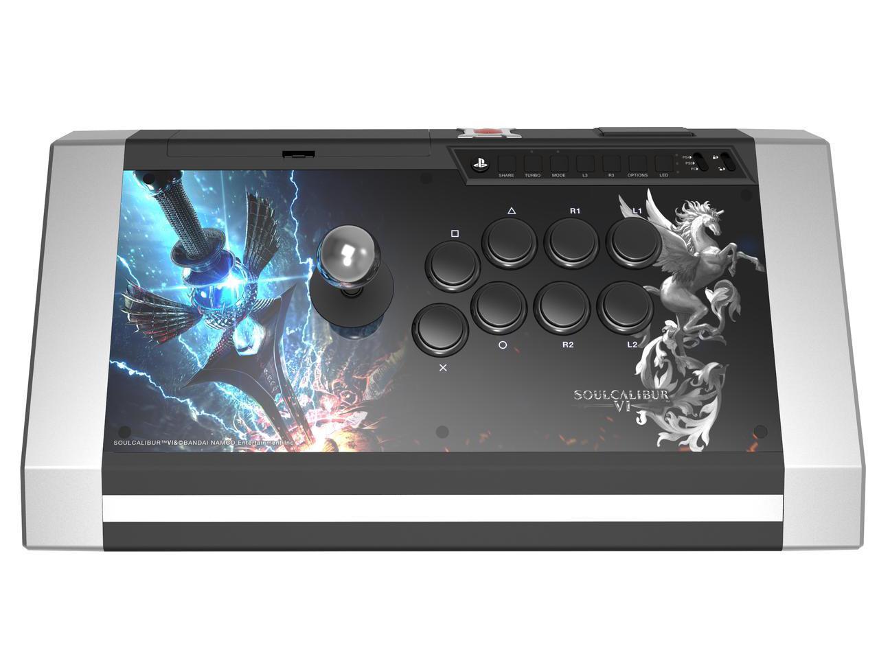 Qanba Obsidian Joystick (Tekken ed or SOULCALIBUR VI) for PlayStation 4 | 3 and PC $100 AC @Newegg