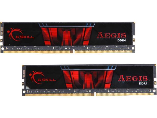 G.SKILL Aegis 32GB (2 x 16GB) DDR4 3000 Desktop Memory $112.49 AC @NF  32GB DDR4 2400 / $103.49 AC