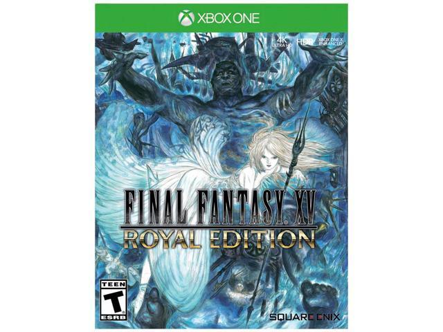 Final Fantasy XV Royal Edition - Xbox One $12.49 AC @Newegg Battlefield V - Xbox One $15 AC; Far Cry: New Dawn XB1 $20 AC and more