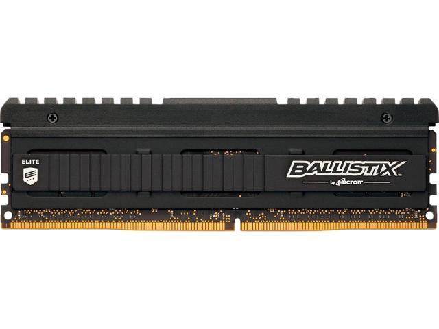 Ballistix Elite 8GB DDR4 3600 Desktop RAM Module $52 AC @Newegg