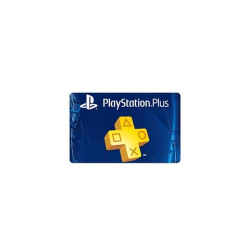 PlayStation Plus 1 Year Membership - (Email Delivery $40 AC @Newegg
