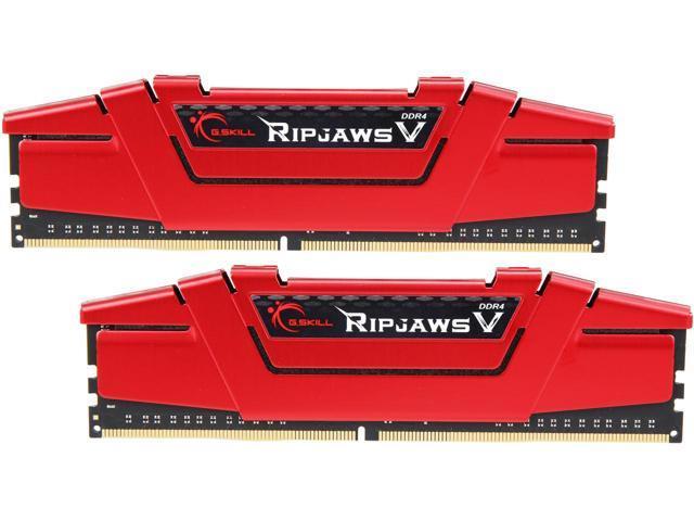 G.SKILL Ripjaws Series 16GB DDR4 3600 Desktop RAM Kit / $70  @Newegg