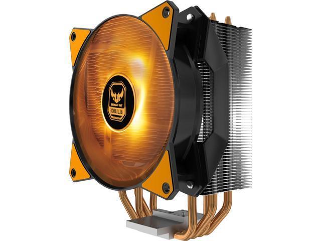 Cooler Master MasterAir MA410P TUF Edition RGB 120mm CPU Air Cooler, Military Camou $20 AR @Newegg