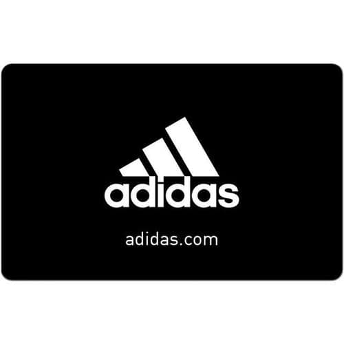 $60 adidas eGift Card (Email Delivery) $50 @Newegg