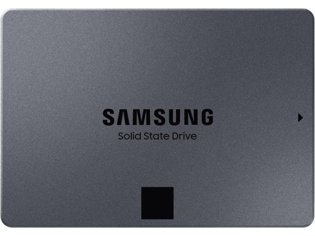 "1TB SAMSUNG 860 QVO 2.5"" SSD $90 AC @Newegg"