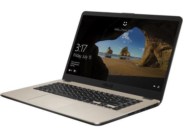 "ASUS VivoBook 15.6"" FHD Laptop, Quad-Core Ryzen 5 2500U Processor Vega 8 Graphics, 8 GB DDR4, 256 GB M.2 SSD,  F505ZA-DH51 $480 @nEWEGG"