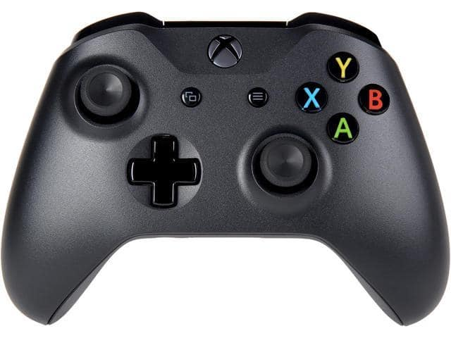 Xbox Wireless Controller, Black $40 @Newegg