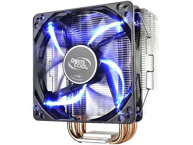 "DEEPCOOL GAMMAXX 400 120mm CPU Cooler +  Tek Republic TUE-300 Aluminum Brash 2.5"" Black HDD/SSD Enclosure $23 @Newegg"