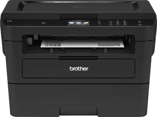 Brother HL-L2395DW All-In-One Laser Printer  $100 (or less via GE)