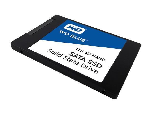 """WD Blue 1TB 3D NAND 2.5"""" SSD $105 AC @Newegg"""