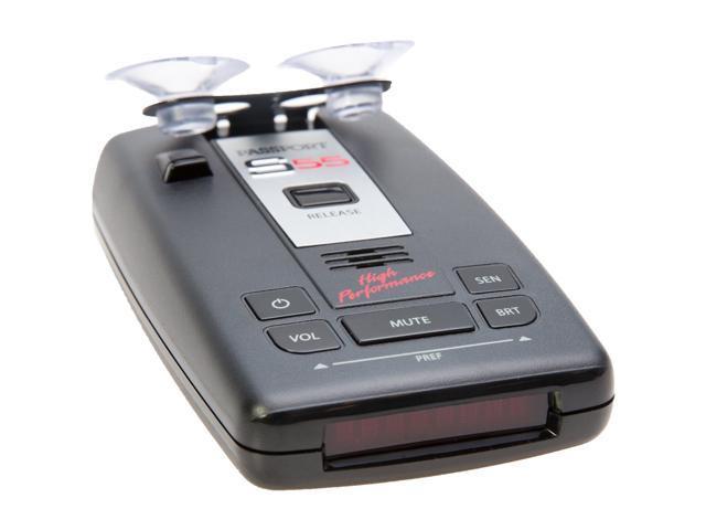 Escort Passport S55 High Performance Pro Radar and Laser Detector with DSP $111 (Beach Camera)