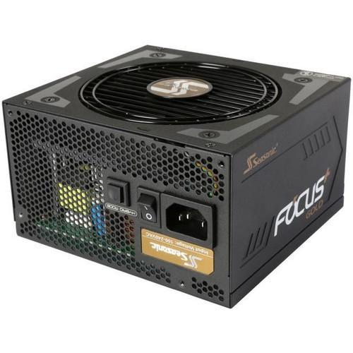 Seasonic FOCUS Plus 550W 80+ Gold Full Modular Power Supply $60 AR @Newegg