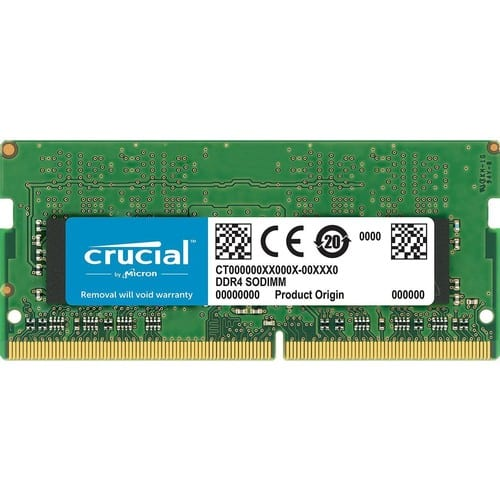 Crucial 16GB DDR4 2666 SO-DIMM Laptop RAM Stick $60 @Newegg