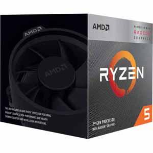 AMD Ryzen 5 3400G Processor $140 @Frys
