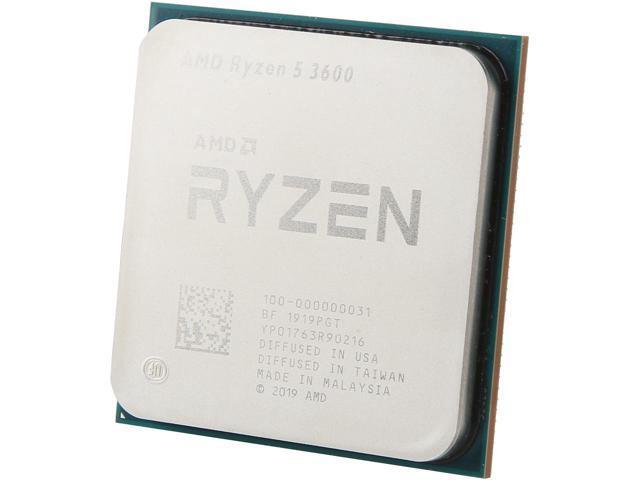 AMD RYZEN 5 3600 6-Core Processor $190 AC @Newegg