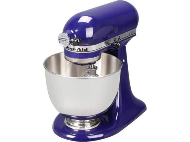 KitchenAid KSM85PBBU Cobalt Blue 4.5-quart Tilt-head Stand Mixer $170 @Newegg