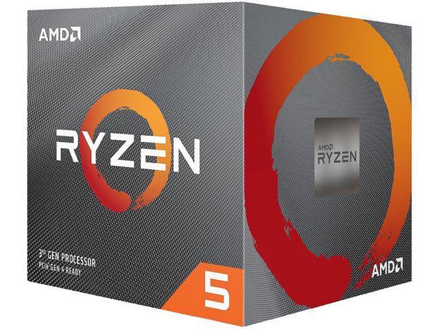 AMD RYZEN 5 3600X CPU $235 AC @Newegg