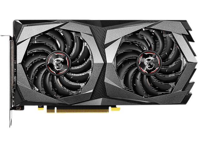 MSI GeForce GTX 1650 Gaming X 4GB Video Card $120 AR