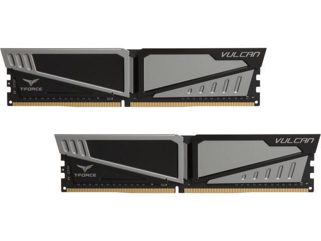 16GB (2x 8 Team T-Force Vulcan DDR4 3200 Desktop RAM $67 @Newegg 16GB (2x 8 ) GEIL Potenza DDR4 3200 / $66