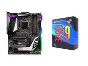 Intel Core i9-9900KF Coffee Lake 8-Core + MSI MPG Z390 GAMING PRO CARBON AC Motherboard $550 @Newegg