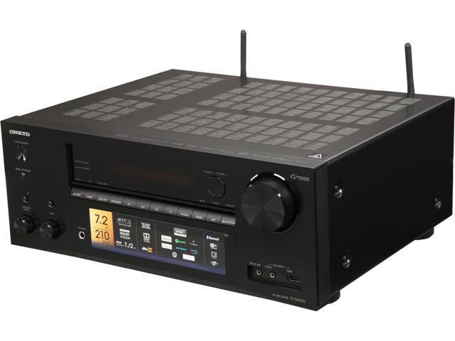 Onkyo TX-NR696 7.2-Channel Network A/V Receiver (+$60 GC) $499 @Newegg
