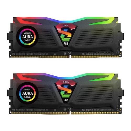 16GB (2x 8) GeIL Super Luce RGB Sync DDR4 3200 Desktop Memory $63 @Newegg