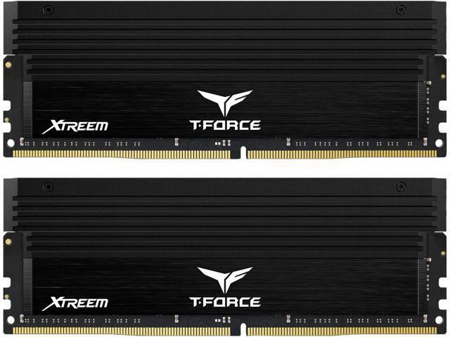 Team T-Force XTREEM 16GB (2x 8 ) DDR4 3733 Desktop RAM Kit $100 @Newegg