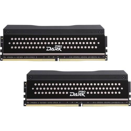 16GB (2x 8) Team Dark Pro DDR4 3200 CL14 desktop RAM kit $110 @Newegg