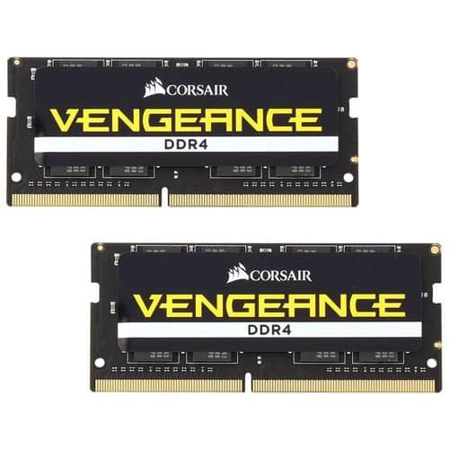 16GB (2x 8) CORSAIR Vengeance DDR4 2400 SO-DIMM Laptop RAM $55 @Newegg  16GB Patriot Viper Steel Module $58