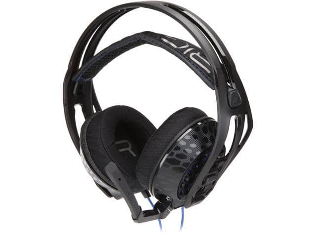 Plantronics RIG 505HS Stereo Gaming Headset PS4 $10 @Newegg