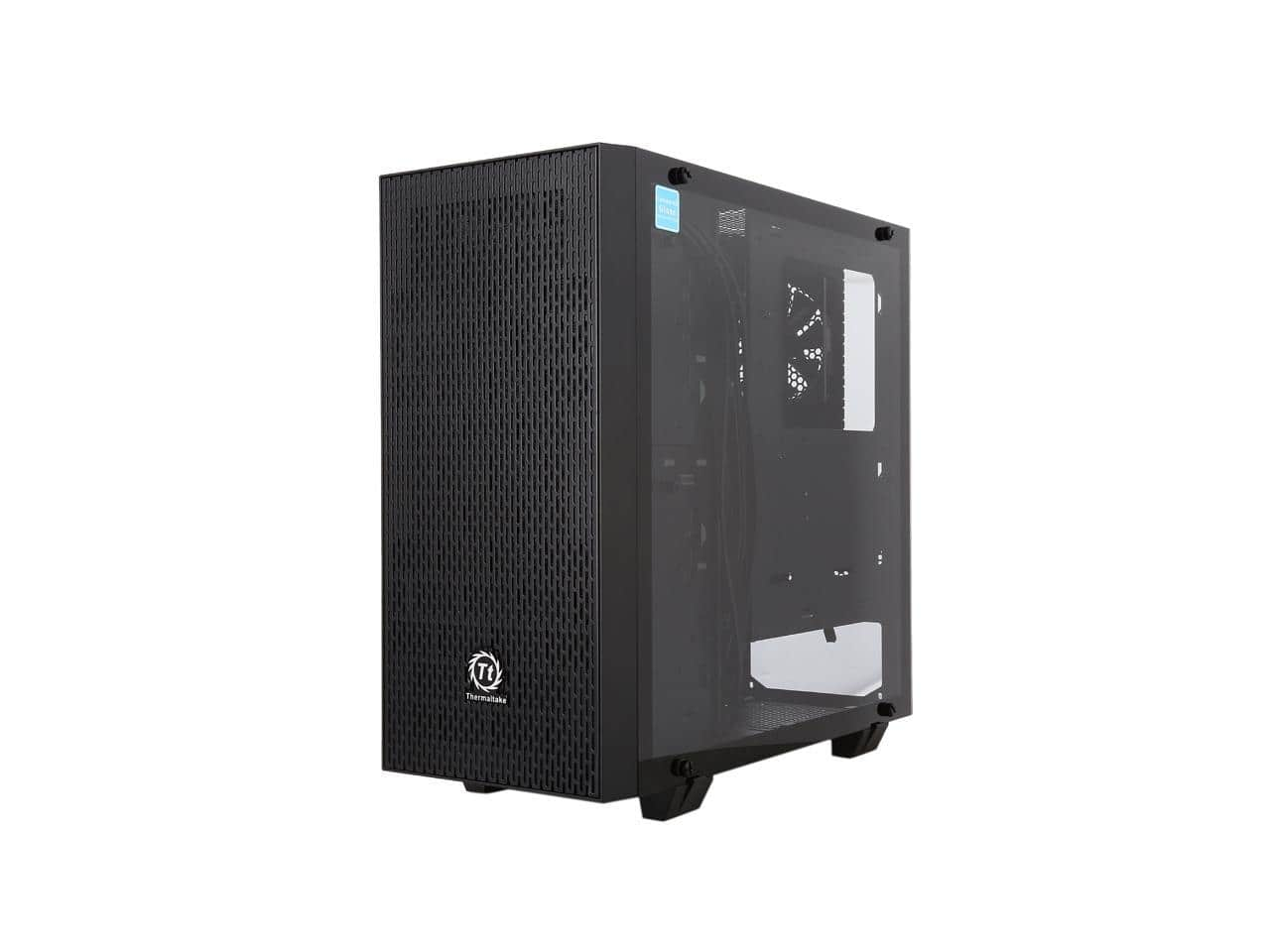Thermaltake Core G21 Dual 4mm Tempered Two-Toned Glass Mid Tower Case $30 AR w/FS @Newegg