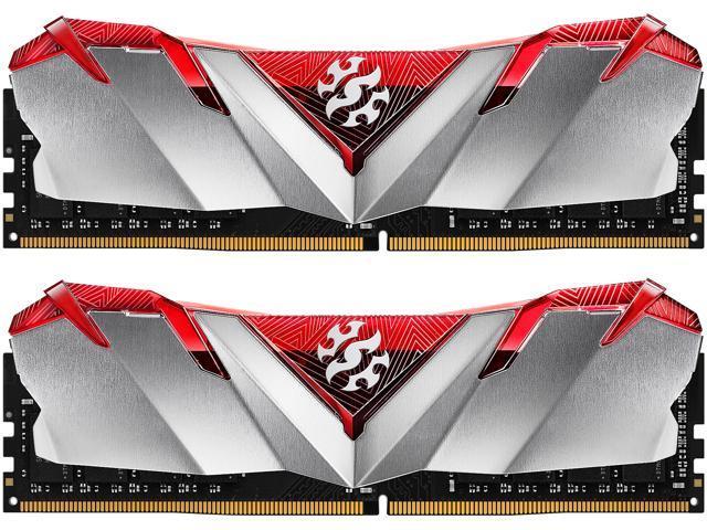 6GB (2x 8) 1XPG GAMMIX D30 DDR4 3000 Desktop RAM Kit $50 AC @Newegg