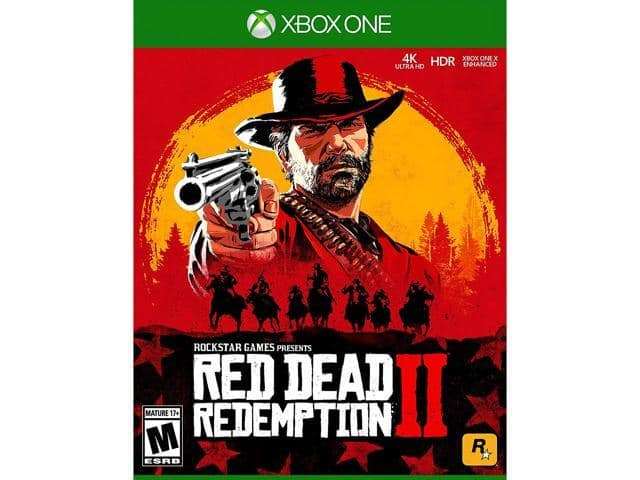 Red Dead Redemption 2 (XB1) @Newegg $29.99