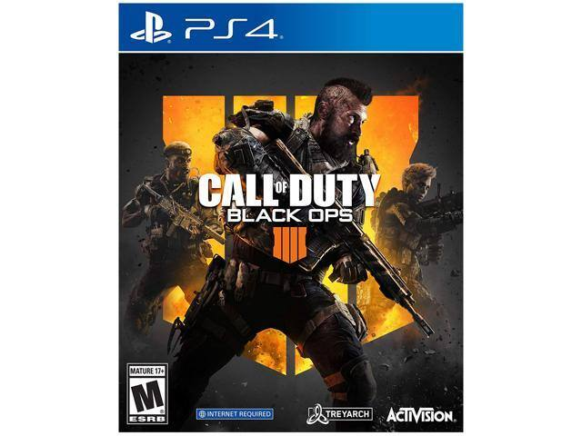 Call of Duty: Black Ops 4 - PlayStation 4 $20 AC @Newegg