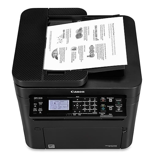 Canon imageCLASS MF264DW Wireless MFC Laser Printer @staples $74.99