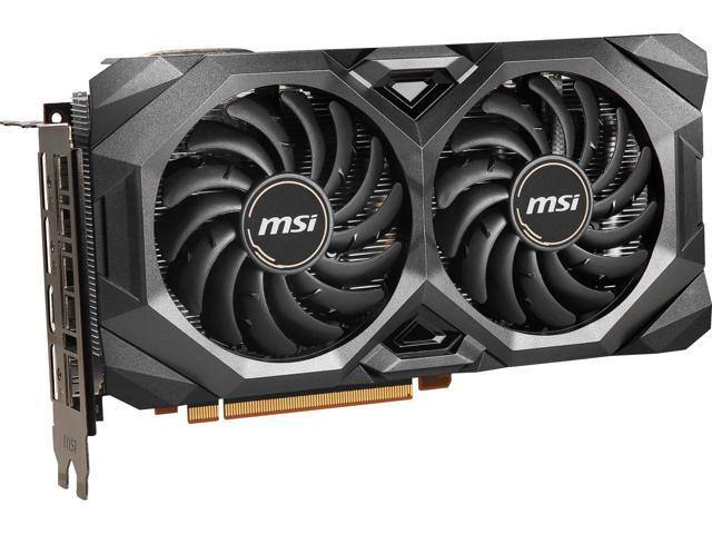 MSI Radeon RX 5700 XT MECH OC Video Card (+3mo XBox Game Pass and BL3 | Tom Clancy's Ghost Recon Breakpoint) $375 AR @Newegg