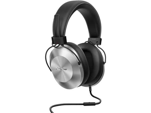 Pioneer SE-MS5T-S Over-Ear Headphone (Silver|Blk) @Newegg $43.99