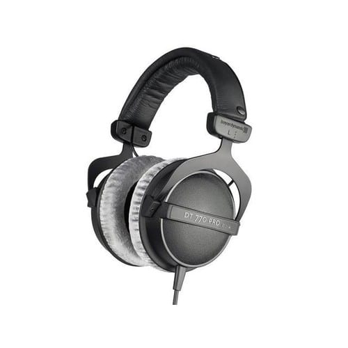 BeyerDynamic DT 770-PRO 80 Ohm Studio Headphones + $60 GC @Newegg $179
