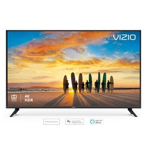 """Vizio 50"""" LED V Series 4K Ultra HD HDR Smart TV V505-G9 +  $100 Promo eGC @Dell $299.99"""