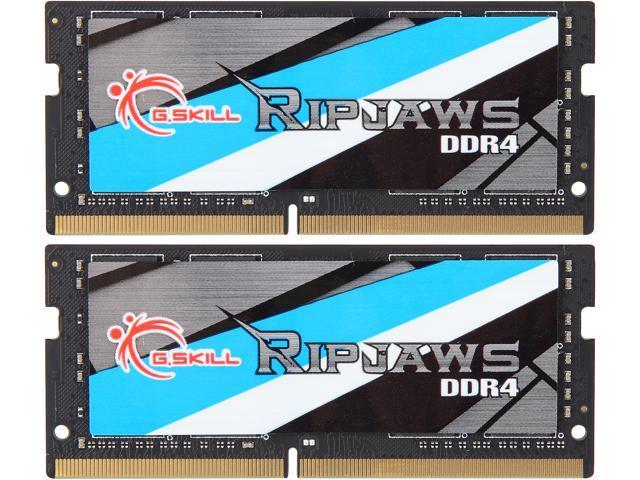 32GB (2x 16) G.SKILL Ripjaws Series DDR4 2666 Laptop RAM Kit @Newegg $99.99