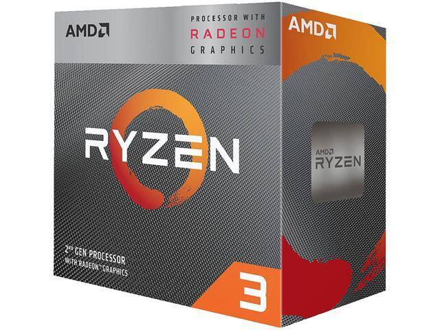 AMD RYZEN 3 3200G APU + + Microsoft Office Home and Student 2019 $159.99