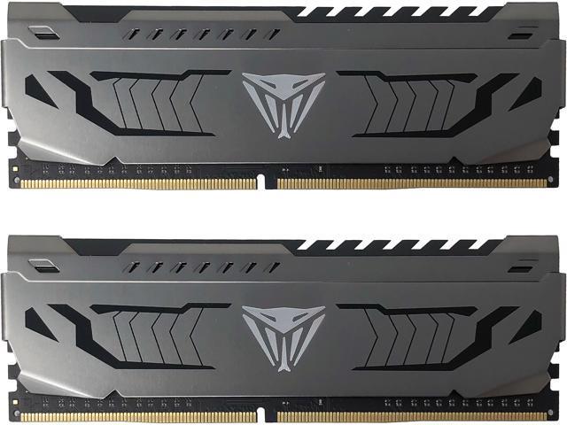 16GB (2x 8) Patriot Viper Steel DDR4 4400 Desktop RAM Kit  @Newegg $135