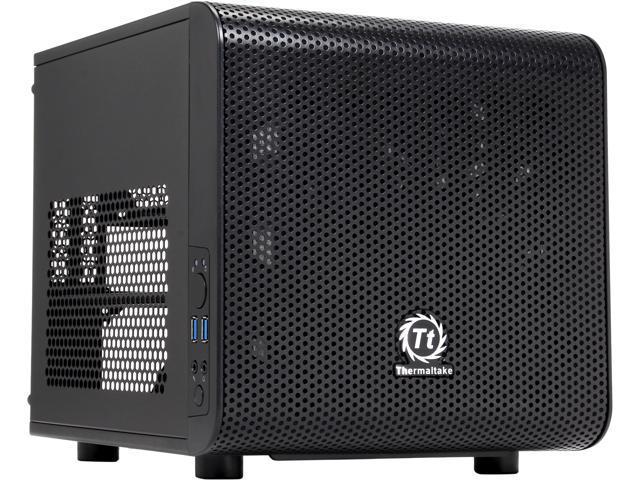 Thermaltake Core V1 Extreme Mini ITX Cube Chassis @Newegg $34.99