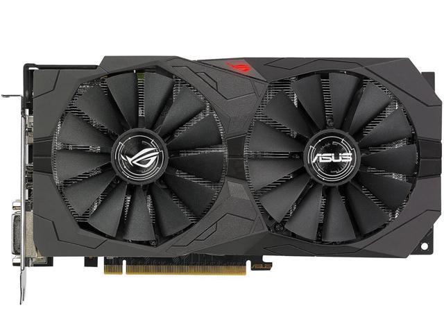 ASUS ROG Strix Radeon RX 570 O4G Gaming OC Edition Graphics Card $120 AC @Newegg TUF gaming GTX 1660 Super / 219.99 AC