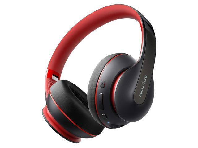 Anker Soundcore Life Q10 Bluetooth Over-Ear Headphones w/ USB C Fast Charging  $28 AC@Newegg