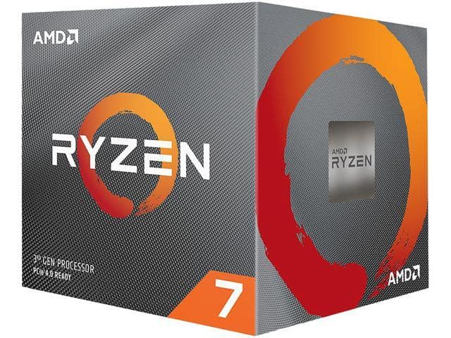 AMD RYZEN 7 3800X 105W 8-Core AM4 Processor @Newegg $340
