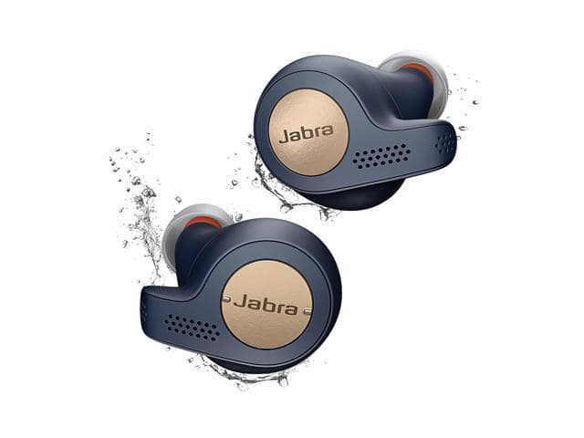 Jabra Elite Active 65t Copper Blue True Wireless Sport Earbuds *RFB* @Newegg $49.99