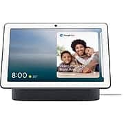 """Google Nest Max 10"""" Smart Display Hub with Webcam, Charcoal (GA00639-US) @Staples $179 AC or less"""